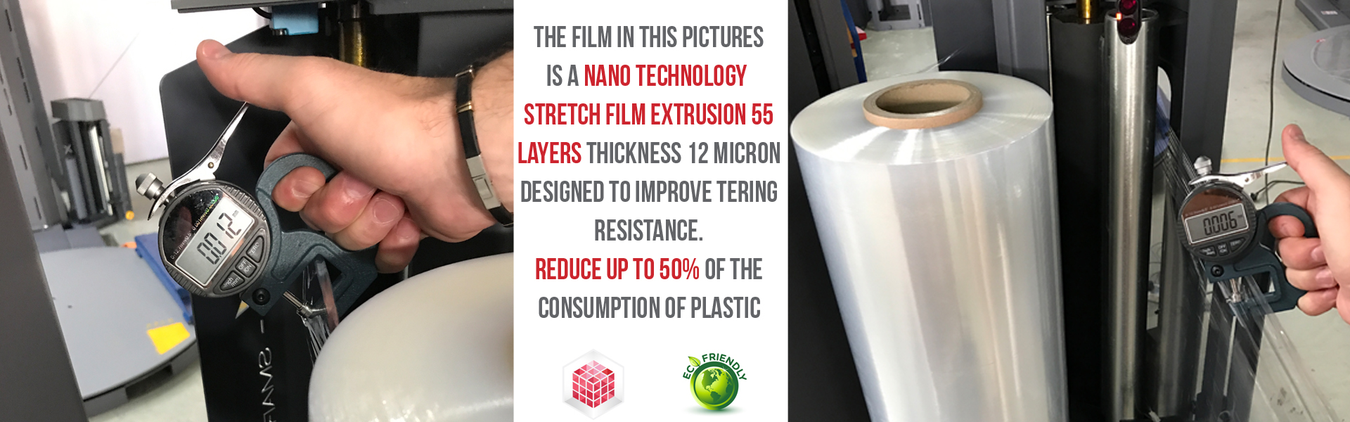 PLASTIC FILMS – The New Pack